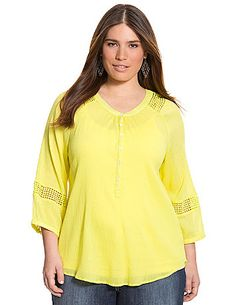 Search Results on 'peasant top' | Lane Bryant