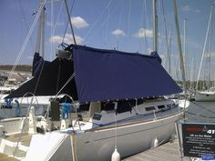 Image result for sailboat boom tent covers