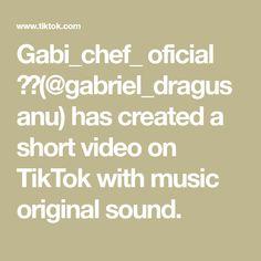 Gabi_chef_ oficial 👨🍳(@gabriel_dragusanu) has created a short video on TikTok with music original sound. Gabriel, Math, The Originals, Music, Musica, Archangel Gabriel, Musik, Math Resources, Muziek