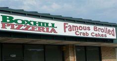 Box Hill Pizzeria  Belair, MD