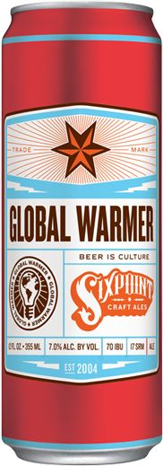 A Winter Warmer to warm your Globe, or a Global Warmer to warm your Winter? There's no denying the Beer Climate is changing.