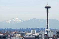 Space Needle | Seattle, Washington