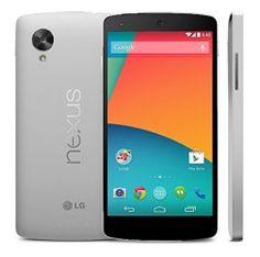 LG Google Nexus 5 D820 32GB Unlocked GSM 4G LTE Quad-Core Smartphone w/ 8MP Camera – White