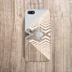 iPhone5 Case Wood Print iPhone 4s Case Wood Chevron iPhone Case, Geometric…