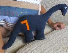 dinosaur for Aidan for 7th birthday