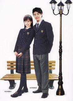 China Cotton Primary School Uniform (SH-02) - large image for Primary School Uniform