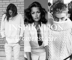 Inspiration from classic style icons.
