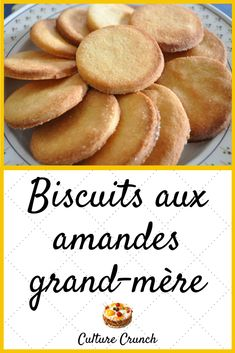 Discover recipes, home ideas, style inspiration and other ideas to try. Diabetic Desserts, No Cook Desserts, Biscuit Cookies, Biscuit Recipe, Cookie Recipes, Snack Recipes, Dessert Recipes, Biscotti, Friend Recipe