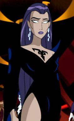 Tala - Justice League Unlimited