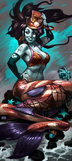 Loreley (Mitologia nórdica)
