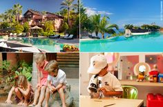 The fast pace of modern life makes free time with the family all the more precious, and if you've booked time off to spend with the little ones, our travel guru Jeannette Arnold has sourced the holiday spots that'll keep you and the kids happy this summer. From active breaks in secluded enclaves to boutique stays right on the beach, these 12 hotels and resorts guarantee some quality time to remember.