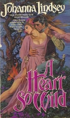 book cover of     A Heart So Wild      (Straton Family, book 1)    by    Johanna Lindsey