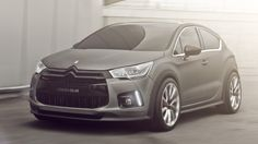 Citroen Concept Car DS4 Racing