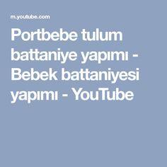 Portbebe tulum battaniye yapımı - Bebek battaniyesi yapımı - YouTube
