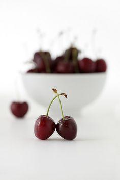 Cherries by AngelaBax on Flickr.