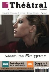 Théâtral Magazine #43 : Mathilde Seigner