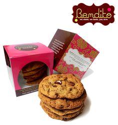 Bendito Cookies e Brownies   Pólen Comunicação