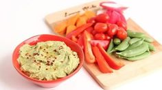 Laura in the Kitchen is an interactive cooking show starring Laura Vitale! In this episode, Laura will show you how to make Avocado Hummus. New recipes are posted all the time, so be sure to subscribe to her YouTube channel and check out all of her other recipes!