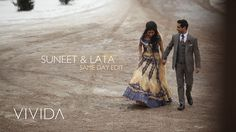 """SUNEET & LATA - THIS IS YOUR STORY - SAME DAY EDIT by VIVIDA. Suneet and Lata wanted VIVIDA to create a Same Day Edit (SDE). We only had 3 cinematographers and we knew that I needed a gap in the day. The bride arranged the day with a 3 hour gap. However the best plans... The gap in the day became an hour and half! I remember Suneet's parting words """"Simeon, do not let me down!"""" Photographers Anil & Beena handed me a RedBull and a chocolate bar. Toby and Marta smiled at me and left me with a… Don't Let Me Down, Let It Be, Asian Wedding Venues, Undercover, Your Story, Bride, How To Plan, Day, Photographers"""