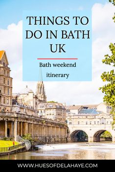 Things to do Bath UK Europe Destinations, Europe Travel Tips, European Travel, Travel Plan, Travel Advice, Day Trips From London, Things To Do In London, Scotland Travel Guide, Ireland Travel
