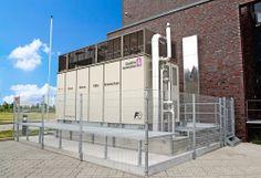 Die Zukunft der Energie: #Brennstoffzelle