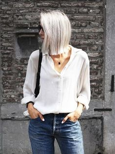 women who rock the grey hair. Going gray. Natural grey hair inspiration.  Beautiful women with grey hair. Showing that age is just a number.