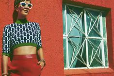 A great and super refreshing editorial photographed by Greg Kadel featuring Mirte Mass for Vogue Italia March 2014. The styling by Enrica Ponzellini serves as a great style guide for those headed ...