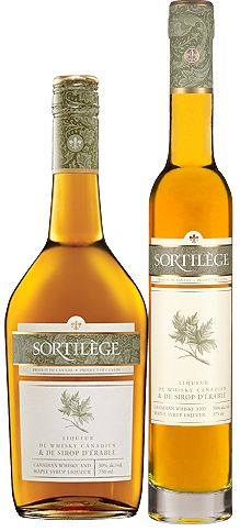 Sortilège is a remarkably fine Liqueur that is truly Canadian.