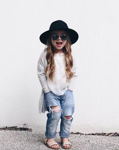 5 Trendy Kids' Outfits You'll Want for Yourself via @PureWow