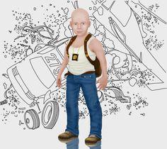Un 19 de marzo, Bruce Willis cumplía 11 años.