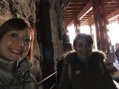 How sweet is this collection of photos from our Colosseum Underground tour on January 17th. Our top-rated guide Francesca took these photos with our clients and it shows exactly how much you get to see while on your Colosseum underground & ancient city tour. We are so happy that our clients got to visit the Colosseum arena and the underground! For more information about our Colosseum underground tours:  www.livitaly.com/tour/colosseum-underground-ancient-rome-tour/?src=pinterest