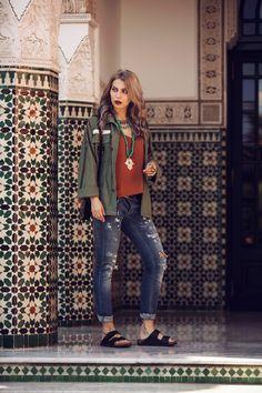 Gewürzfarben | Fashion Blog from Germany / Modeblog aus Berlin