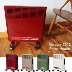 mercury Panel Heater EL109