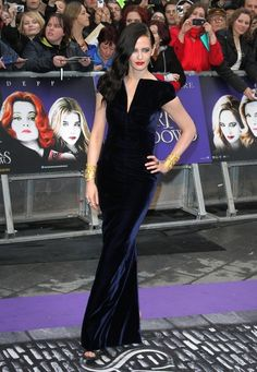 Eva Green in Tom Ford