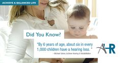 Early hearing screening is especially important for newborns Hearing Aids, Newborns, Early Childhood, Did You Know, Improve Yourself, Children, Life, Young Children, Boys