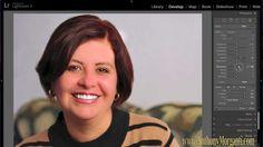 Learn Lightroom 5 - Part 7: Portrait Retouch (Training Tutorial) (+playl...