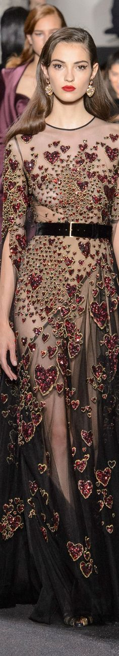 Elie Saab fall 2016 couture