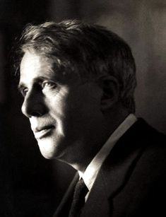Fire and Ice.   Some say the world will end in fire, /  Some say in ice. /  From what I've tasted of desire /  I hold with those who favor fire. / But if it had to perish twice, / I think I know enough of hate /  To say that for destruction ice /  Is also great /  And would suffice.   Robert Frost, uncredited photo.