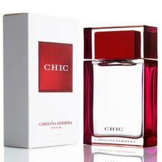 PERFUME CAROLINA HERRERA CHIC EDP vap 80 ml. Perfumes Mujer ...