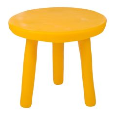 Tina Frey Designs - Stool - Sunshine Yellow