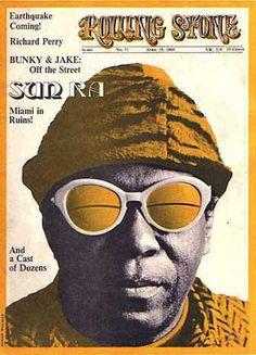 Sun Ra on Rolling Stone