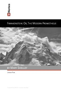 Frankenstein by Mary Shelley   eNotes Lesson Plan