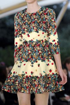 Erdem at London Fashion Week Spring 2011 - Details Runway Photos