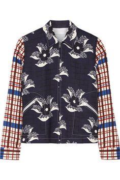 Embroidered Jacket — Bloglovin'—the Edit