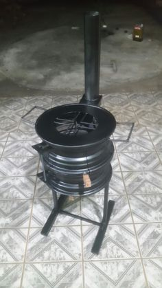 Welded Metal Projects, Welding Projects, Brick Built Bbq, Rocket Stove Design, Diy Wood Stove, Carport Sheds, Barbecue Pit, Horseshoe Projects, Fire Pit Designs