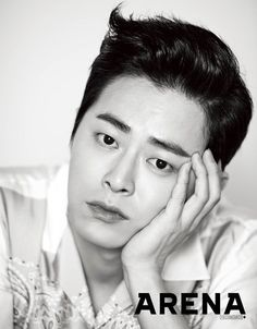 """Jo Jung Suk Gives His Best Look with Retro Fashion for """"Arena Homme Plus"""" 