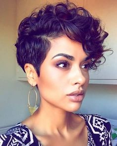 Cute Short Hairstyles 39 Everyday Short Hairstyles For Black Women  Pinterest  Short
