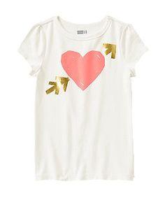 Arrow Heart Tee $7.62