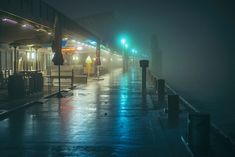 We have featured the work of Mark Broyer on his photo walk at night from the foggy streets of Hamburg, back again with the fog being the main subject Landscape Photography Tips, Scenic Photography, Urban Photography, Night Photography, Photography Basics, Aerial Photography, Landscape Photos, Night Aesthetic, City Aesthetic