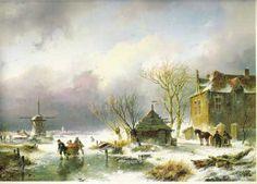 Schelfhout, Andreas(Netherlands): Winter